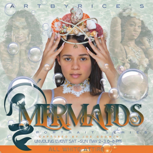 ArtbyRice's Mermaids Art Series @ KULA Gallery