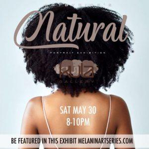ArtbyRice's Natural Hair Art Series @ KULA Gallery